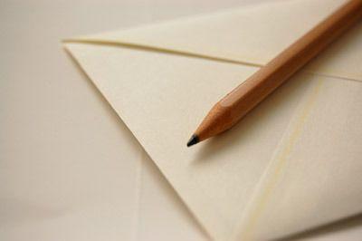 入学式のお返しは子供からの手紙