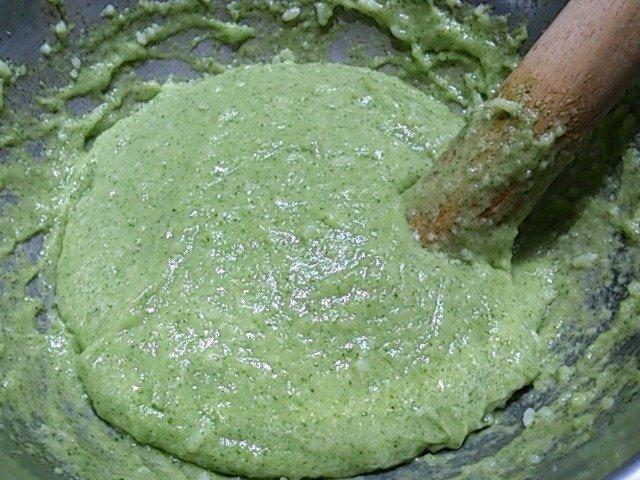よもぎ餅のもち米での作り方