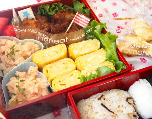 ピクニックの簡単お弁当メニュー