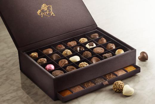 ホワイトデーの義理のお返しはチョコレート