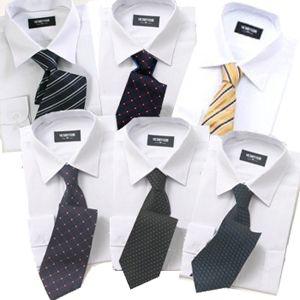 入社式でつけるべきシンプルなネクタイ