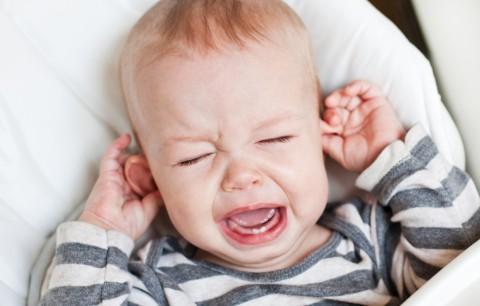 子ども 中耳炎
