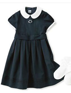 入学式の女の子の服装はワンピース