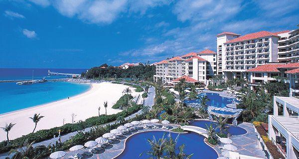 沖縄のホテルランキングはブセナテラス