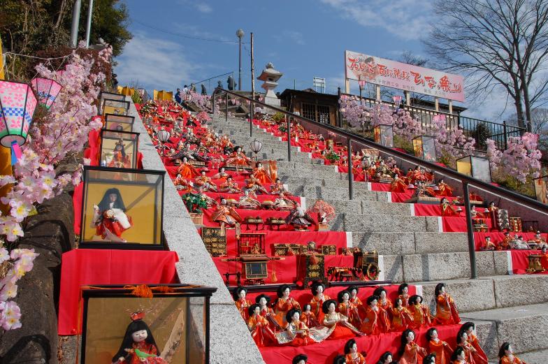 ひな祭りの起源は江戸時代