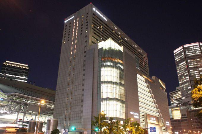 梅田の人気ホテルランキングはグランヴィア大阪