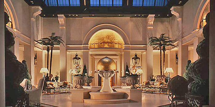 大阪の高級ホテルはホテル阪急インターナショナル