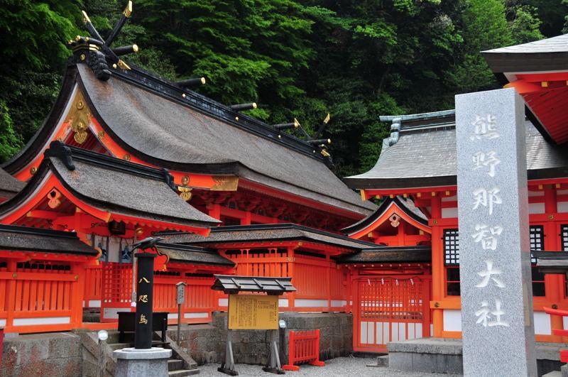 ゴールデンウィークの関西の穴場神社スポットは熊野那智大社