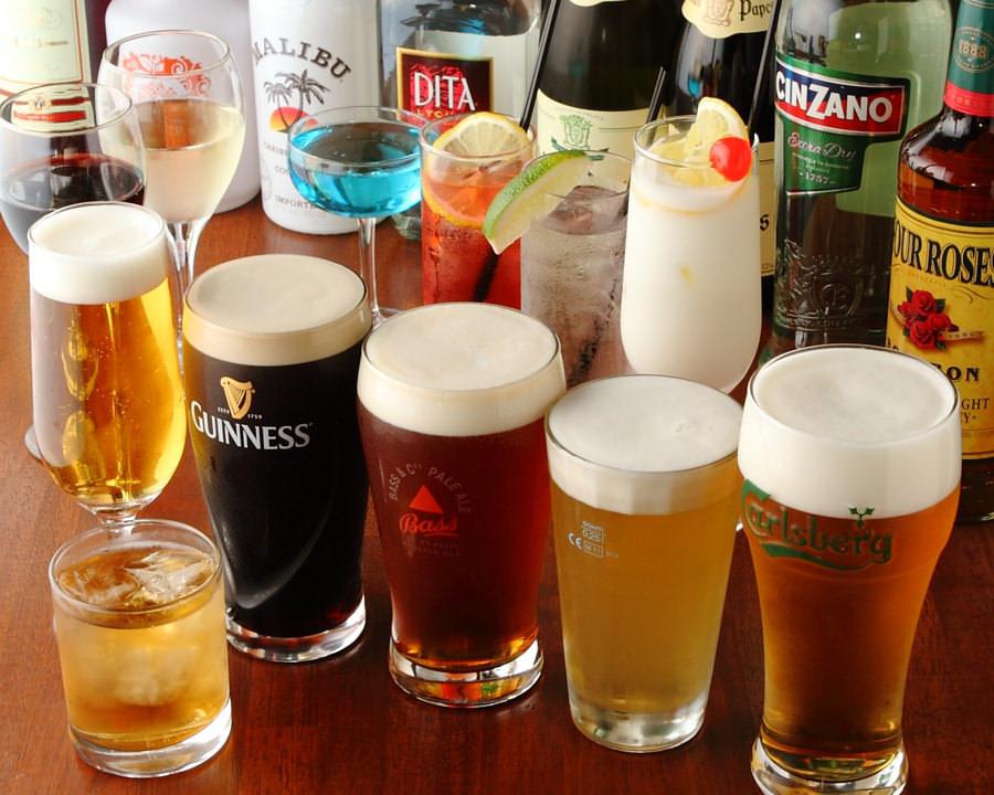 ビールの種類を紹介