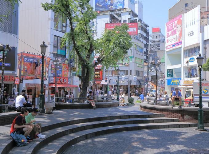 絶対に行ってはいけない大阪の観光スポットはアメリカ村