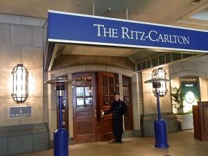 大阪の高級ホテルはリッツカールトン大阪