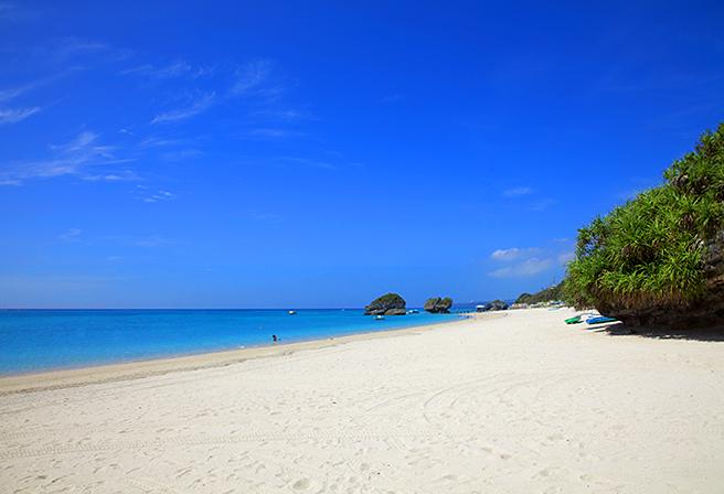 沖縄県北部の2016年の海開きの予定日