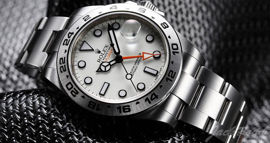腕時計のメンズの人気ランキングはロレックス