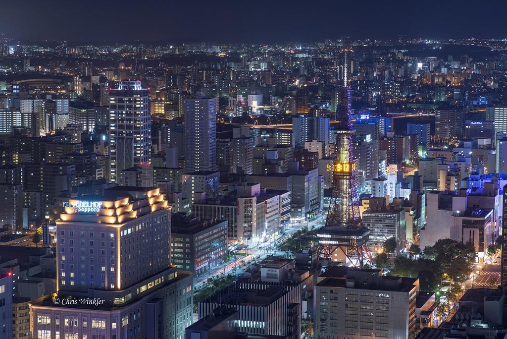 札幌の夜の観光おすすめスポット