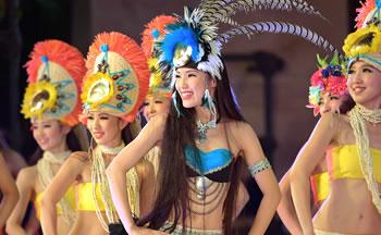 ハワイアンズのホテルのおすすめはフラダンスショー