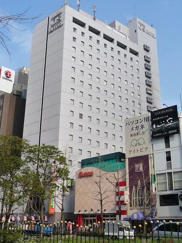 梅田の人気ホテルランキングはOSホテル