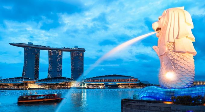 ゴールデンウィークの海外旅行はシンガポール