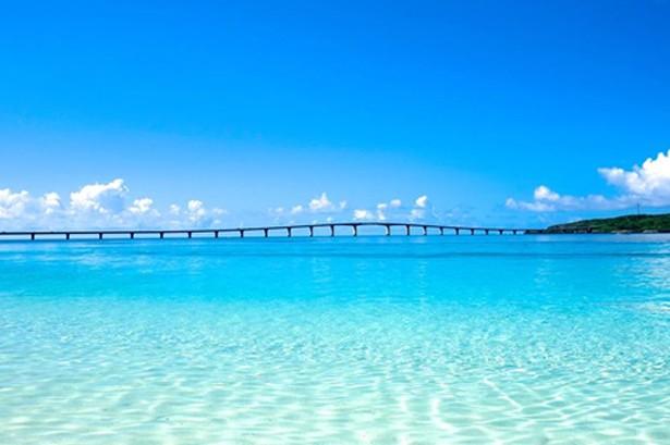 沖縄県の2016年の海開きの予定日