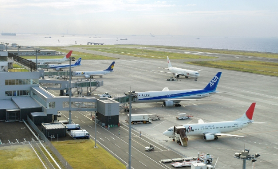 札幌旅行は神戸空港