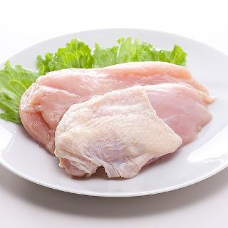 タンパク質の多い食べ物は鳥の胸肉
