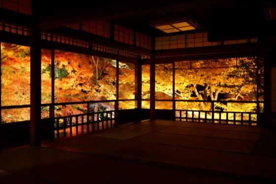 京都観光の穴場スポットは瑠璃光院
