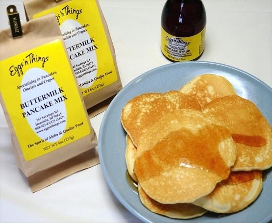 ハワイのお土産ランキングはパンケーキミックス