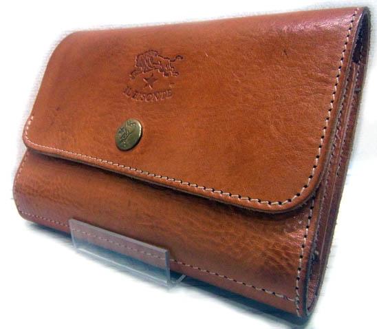 メンズの財布のおすすめ人気ブランドはイルビゾンテ