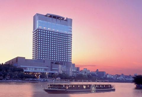 大阪の高級ホテルは帝国ホテル大阪