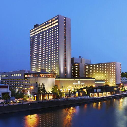 大阪の高級ホテルはリーガロイヤルホテル