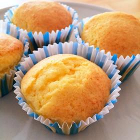 主婦の暇な時間にカップケーキ作り