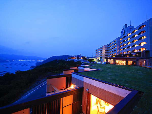 淡路島の人気ホテルはホテルニューアワジ