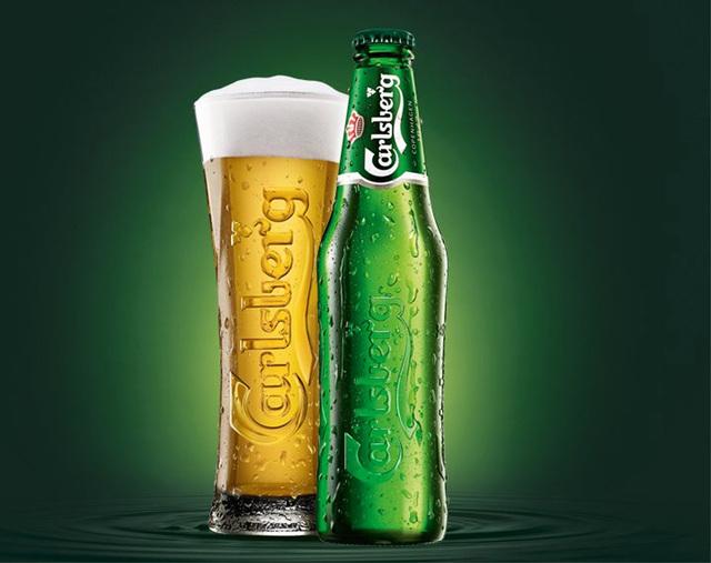 ビールの種類はカールスバーグ