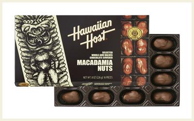 ハワイのお土産ランキングはマカダミアナッツ