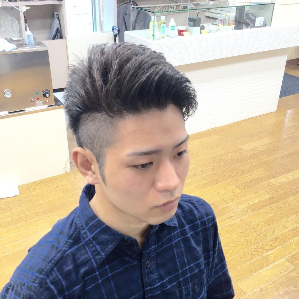 就活で男子がすべきではない髪型