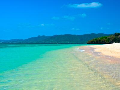 石垣島の観光スポットは米原ビーチ