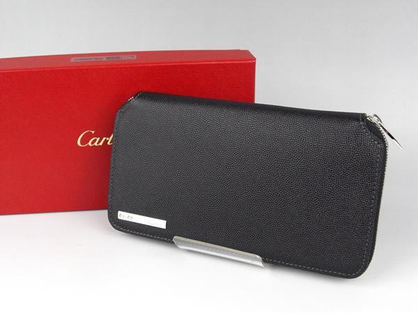 メンズの財布のおすすめ人気ブランドはカルティエ