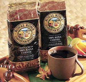 ハワイのお土産ランキングはコナコーヒー