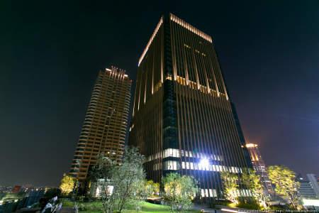 大阪の高級ホテルはインターコンチネンタルホテル大阪