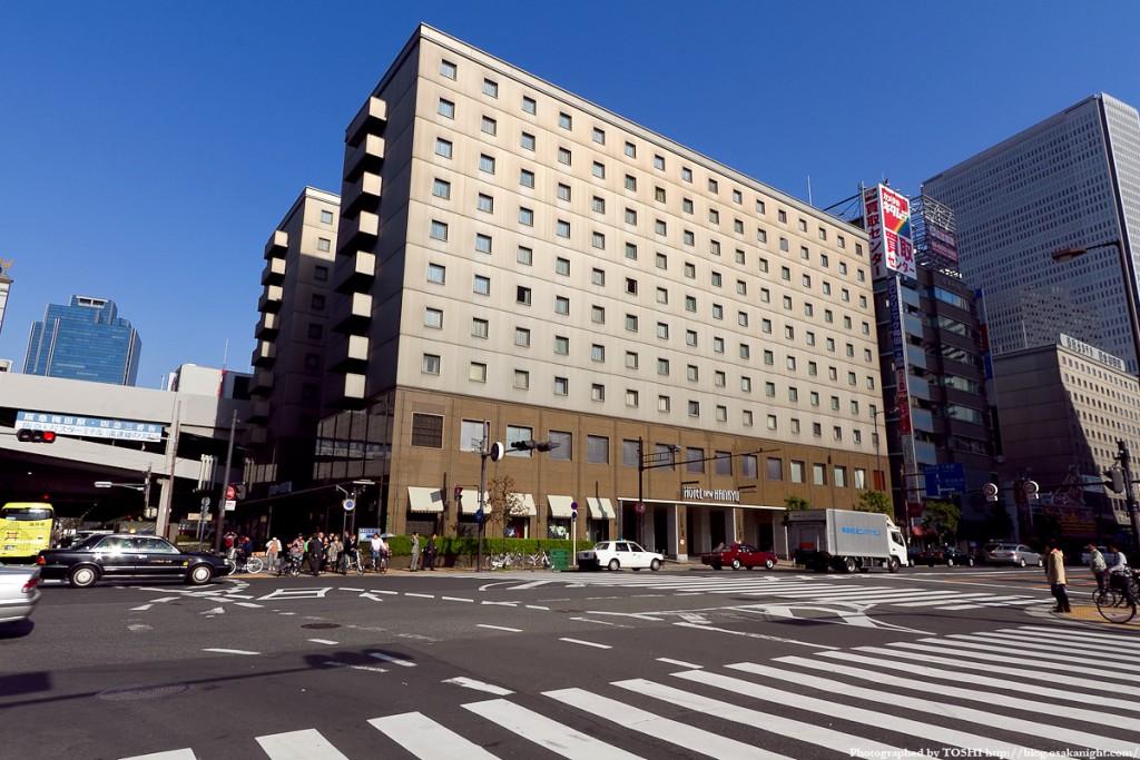 梅田の人気ホテルランキングは大阪新阪急ホテル