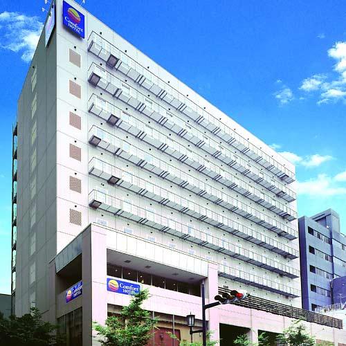 心斎橋の高級ホテルはコンフォートホテル大阪心斎橋