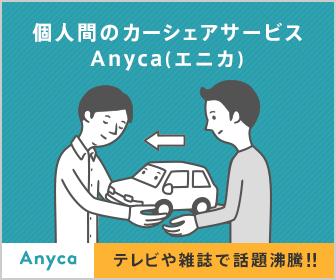 テスラモーターズの車を大阪で格安で借りて乗る方法はAnyca