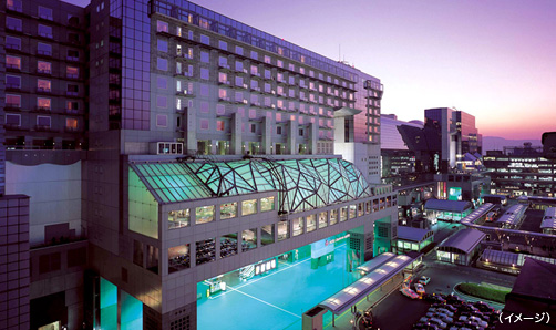 京都の高級ホテルや旅館はホテルグランヴィア京都