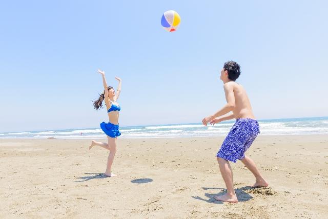 紫外線吸収剤不使用の日焼け止めでの長時間の外出は避けたほうが良い。