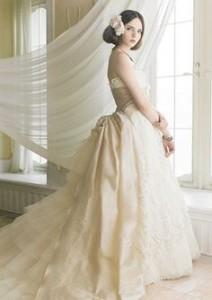 ウェディングドレスの人気ブランド
