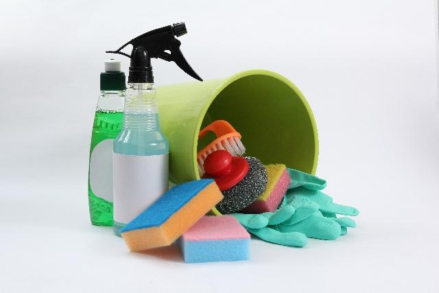 お風呂掃除どうしてる?お掃除を少しでも楽にできるグッズを紹介!