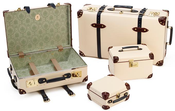 スーツケースの人気ブランドやおすすめはGLOBE-TROTTER