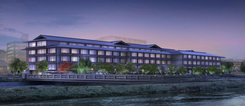 京都の高級ホテルや旅館はリッツカールトン京都