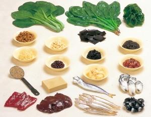 鉄分の多い食品