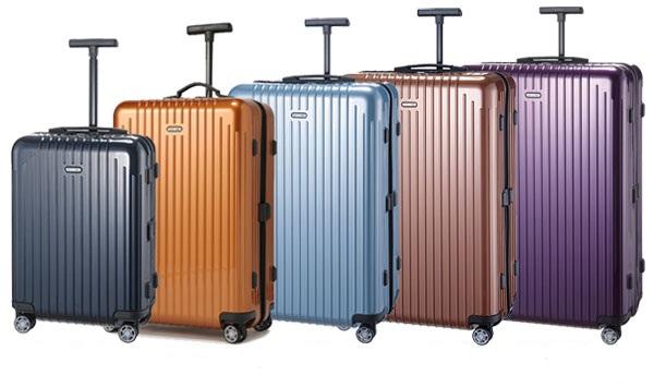 スーツケースの人気ブランドやおすすめ