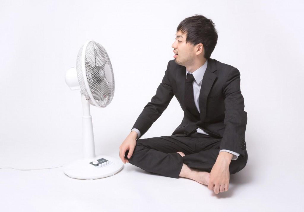 扇風機のワット数について